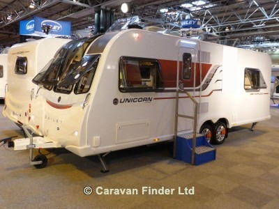 Used Bailey Unicorn Pamplona 2017 Caravans For Sale, Pedleys