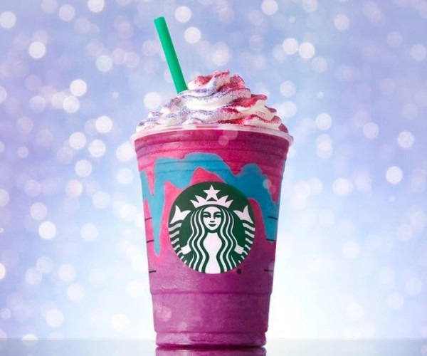 Want A Starbucks Unicorn Frappuccino  Too Bad  Most Stores Sold