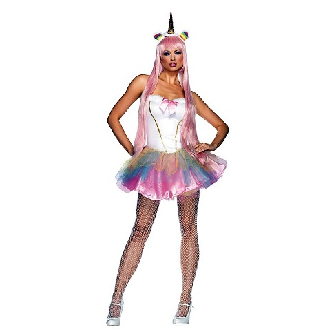 Women's Fantasy Unicorn Costume   Target