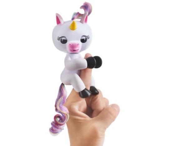 Wowwee Fingerlings Interactive Baby Unicorn Toy Gigi $14 99