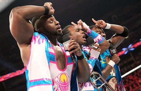 Wwe Releases New Day Unicorn Horns (video), Wwe Announces