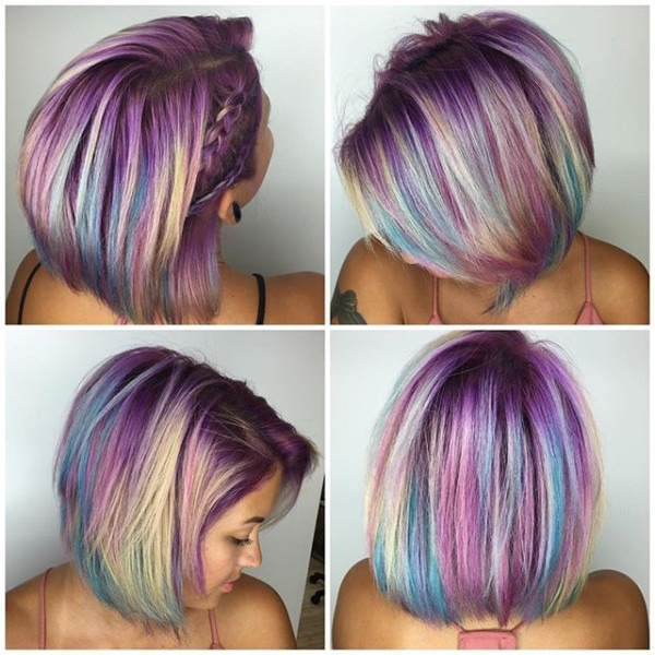 10 Colors That Will Make You Wish You Had Unicorn Hair