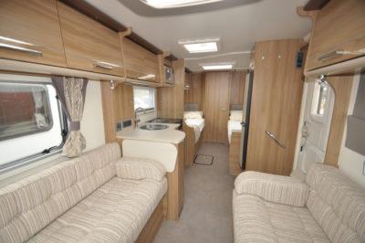 2017 Bailey Unicorn Cadiz Caravan Review