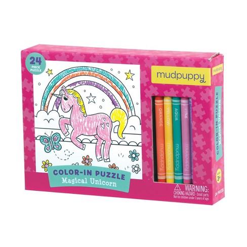 24pc Magical Unicorn Jigsaw Puzzles