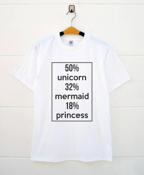 50  Unicorn Shirt 32  Mermaid Shirt 18  Princess T Shirt Tumblr