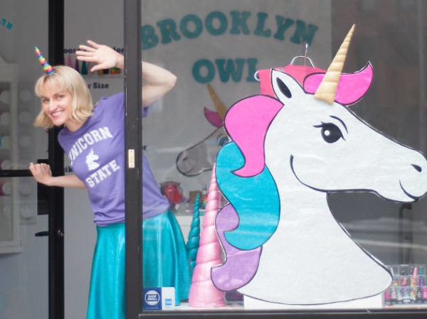 A New Store For Unicorn Horns Is Coming To Brooklyn