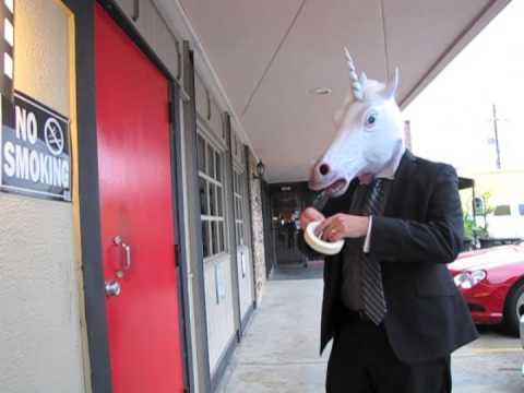 A Unicorn Walks Into A Bar
