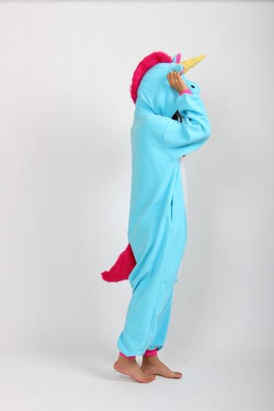 Adult Unisex Unicorn Animal Kigurumi Onesies Pajamas Cosplay