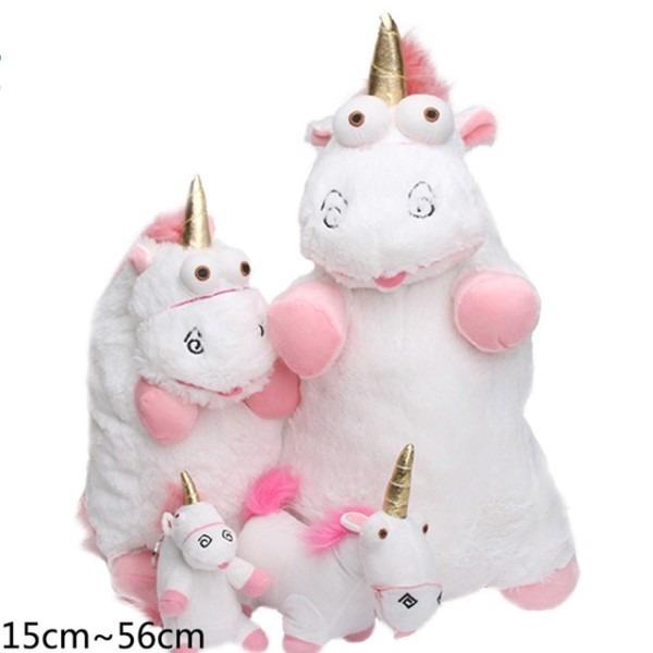 Aliexpress Com   Buy 56cm 40cm 18cm 15cm Fluffy Unicorn Plush Toy
