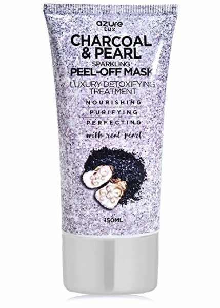 Amazon Com   Charcoal And Pearl Luxury Anti Aging Sparkling Peel