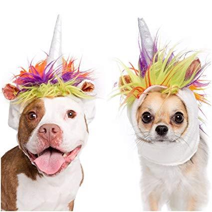 Amazon Com   Pet Krewe Unicorn Dog Costume And Cat Costume