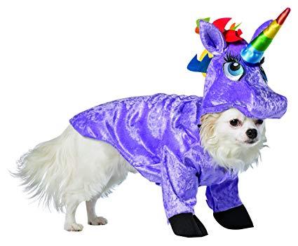 Amazon Com   Rasta Imposta Unicorn Dog Costume, Large   Pet Supplies