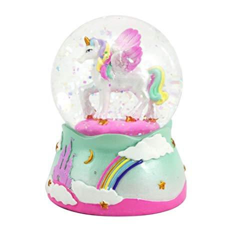 Amazon Com   Unicorn Snow Globe