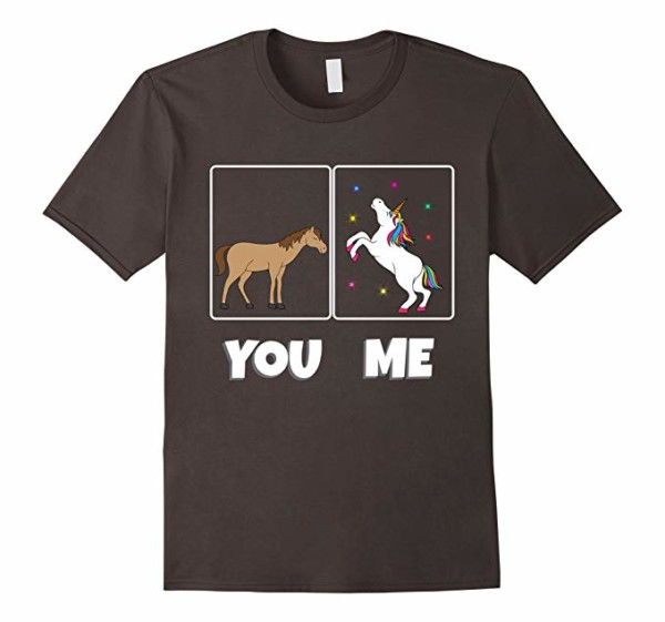 Amazon Com  Cute Unicorn T