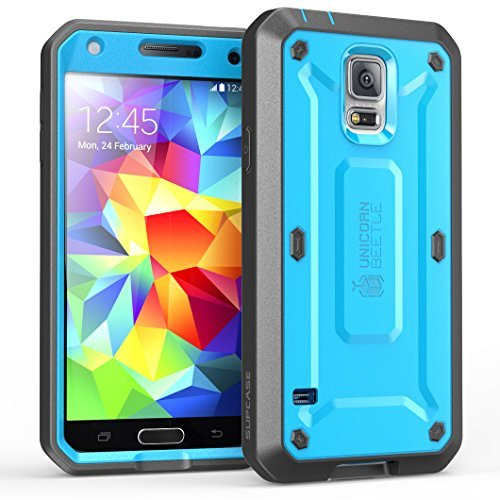 Amazon Com  Galaxy S5 Case, Supcase [heavy Duty] [unicorn Beetle