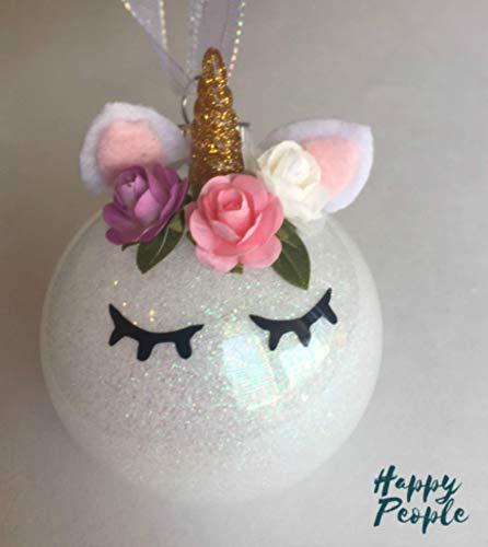 Amazon Com  Make Your Own Unicorn Ornament, Kit, Diy, Holiday Gift