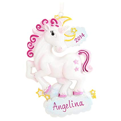 Amazon Com  Personalized Unicorn Holiday Gift Expertly Handwritten
