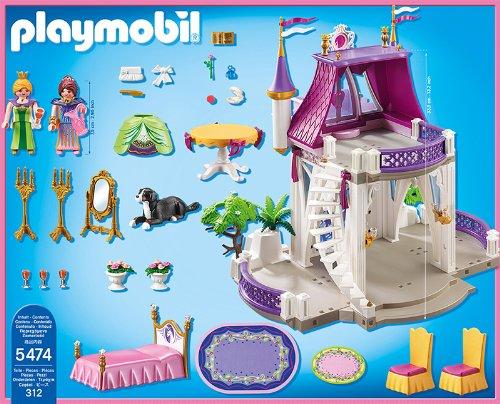 Amazon Com  Playmobil® Unicorn Jewel Castle Playset  Toys & Games