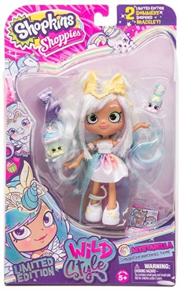 Amazon Com  Shopkins Season 9 Wild Style Shoppies