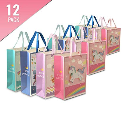 Amazon Com  Simply Party Perfection Unicorn Party Bags – Pop