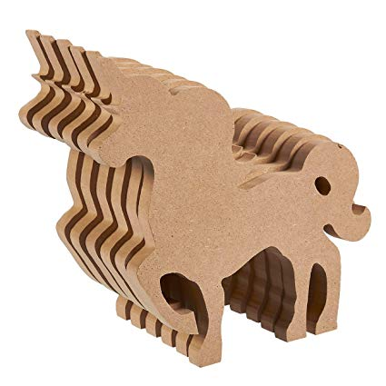 Amazon Com  Unfinished Wood Cutout