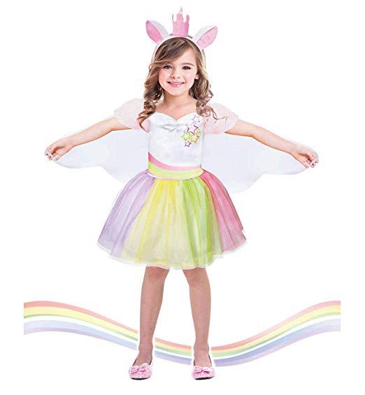 Amazon Com  Unicorn Costume For Girls Unicorn Outfit Dress Up Tutu