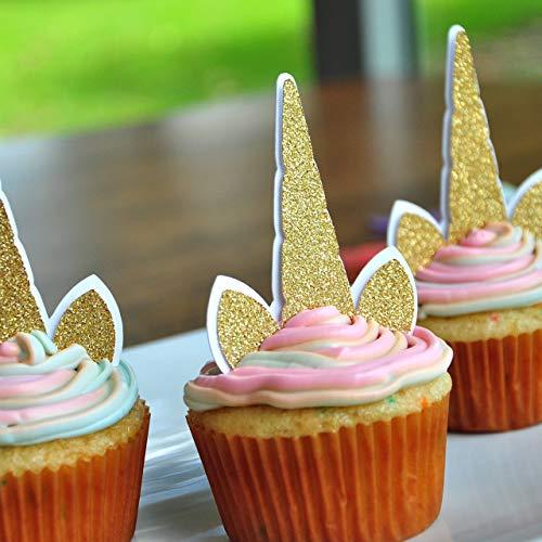 Amazon Com  Unicorn Cupcake Toppers  Unicorn Birthday  Unicorn