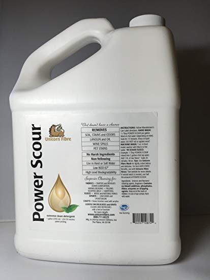 Amazon Com  Unicorn Power Scour Gallon  Home & Kitchen