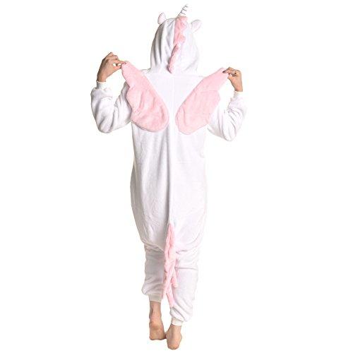Angelina Unisex Plush Animal Onesies Pajamas