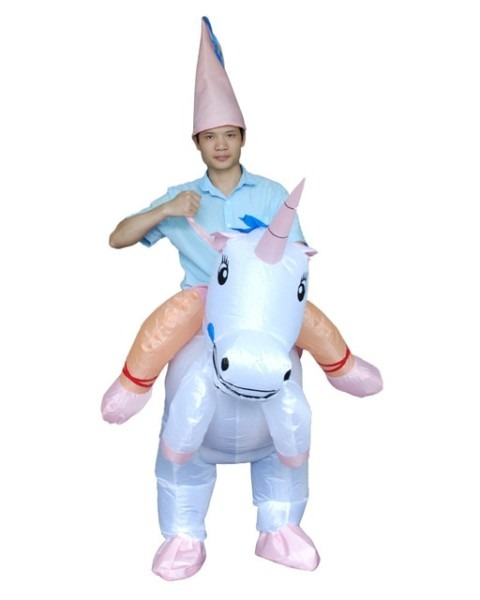 Animal Themed Halloween Costumes For Women Men Children Inflatable
