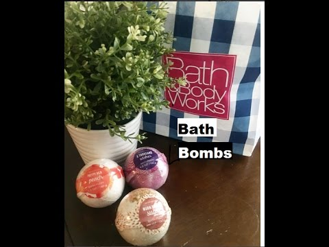 Bath And Body Works Bath Bomb Review + Demo