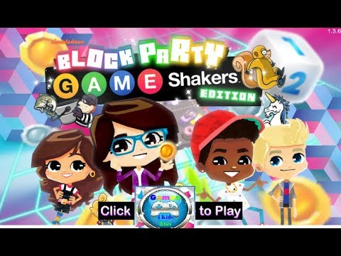 Block Party Game  Shakers Edition