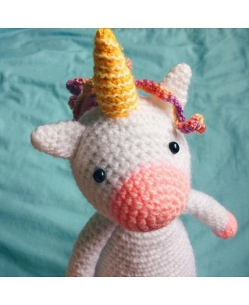 Buy The One And Only Baby Unicorn Amigurumi Doll Plush
