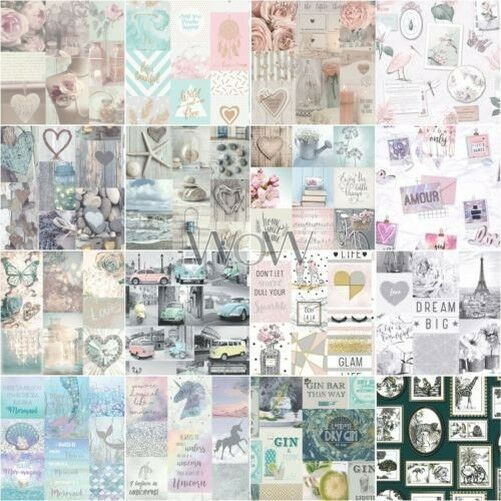 Collage Wallpaper Kids Adults