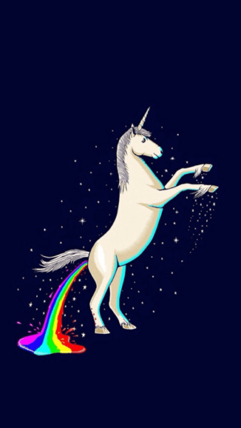 Color Therapy Wallpapers — Unicorn Wallpapers
