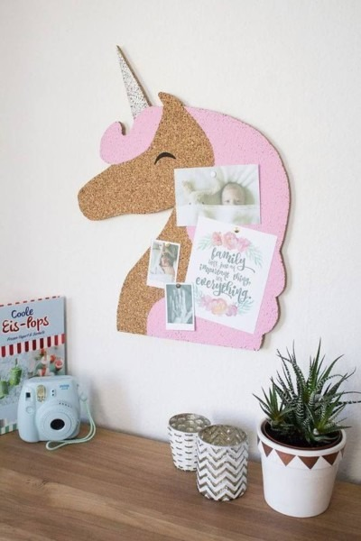 Cutest Idea For A Bulletin Board For A Teen Or Tween Room  This
