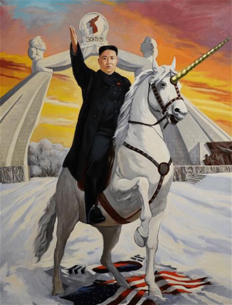 Dear Leader, Kim Jong
