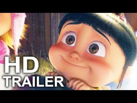 Despicable Me 3 'agnes Unicorns' Movie Clip + Trailer (2017