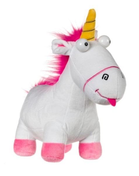 Despicable Me 3 Minions Fluffy Unicorn