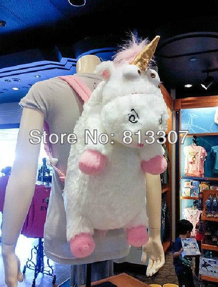 Despicable Me Unicorn Backpack Despicable Me Unicorn Bag Plush