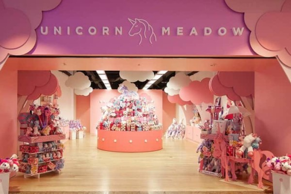 Discover The Magic At Meadowhall's Mystical Unicorn Meadow
