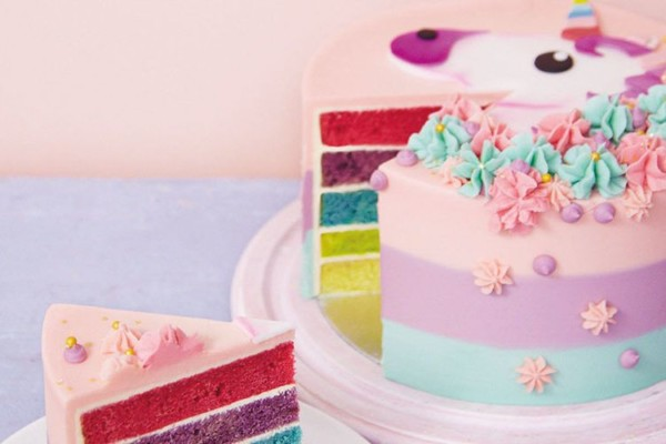 Diy Unicorn Emoji Cake