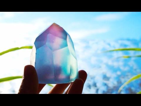 Diy Unicorn Gemstone Soap