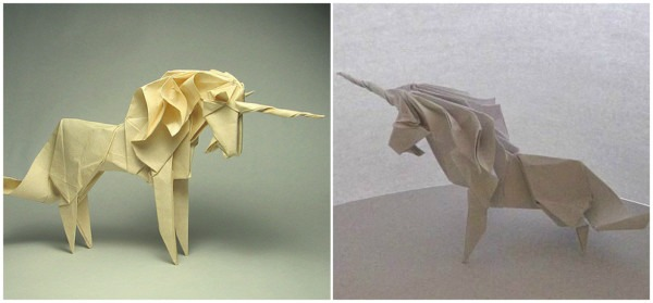 Experimental Unicorn  How To Make An Origami Unicorn In 81 Easy Steps