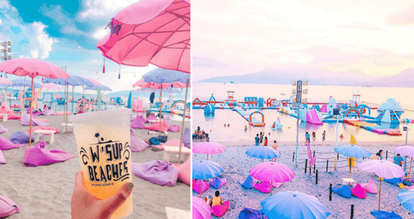 Floating Water Park In The Philippines Is Literally Made Of