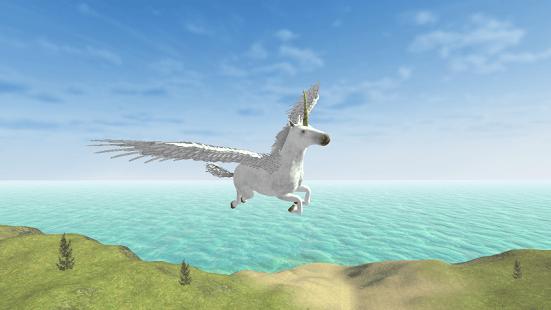 Flying Unicorn Simulator Free Apk 2 Download