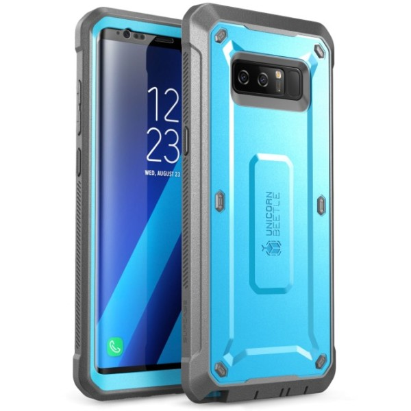 Galaxy Note 8 Unicorn Beetle Pro Full Body Rugged Holster Case