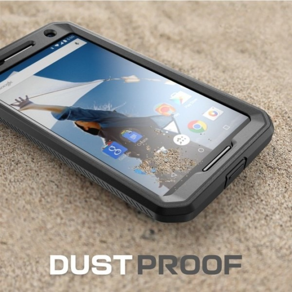 Google Nexus 6 Unicorn Beetle Pro Full Body Rugged Holster Case