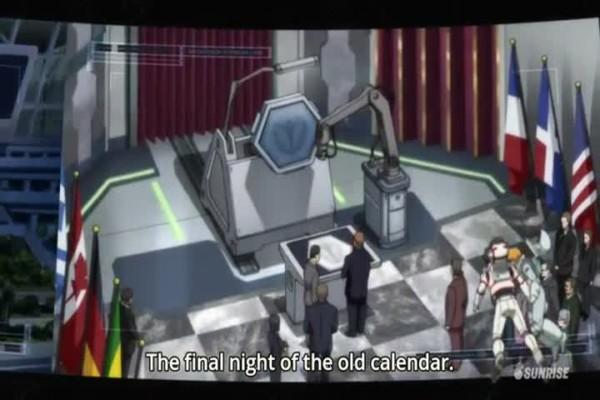 Gundam Unicorn Episode 1 English Dub Anime Freak   Order