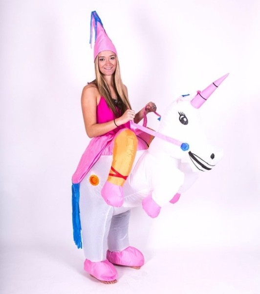 Halloween Costume For Men And Women Costume Unicorn Inflatable